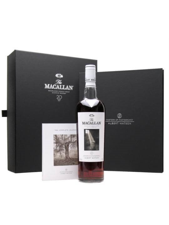 Macallan 20 Year Old / Masters of Photography Albert Watson