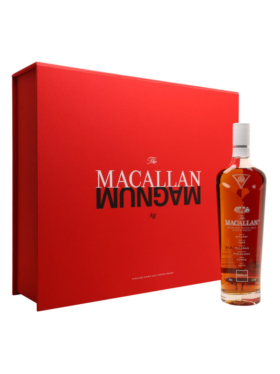 Macallan Masters of Photography Magnum Edition 7th