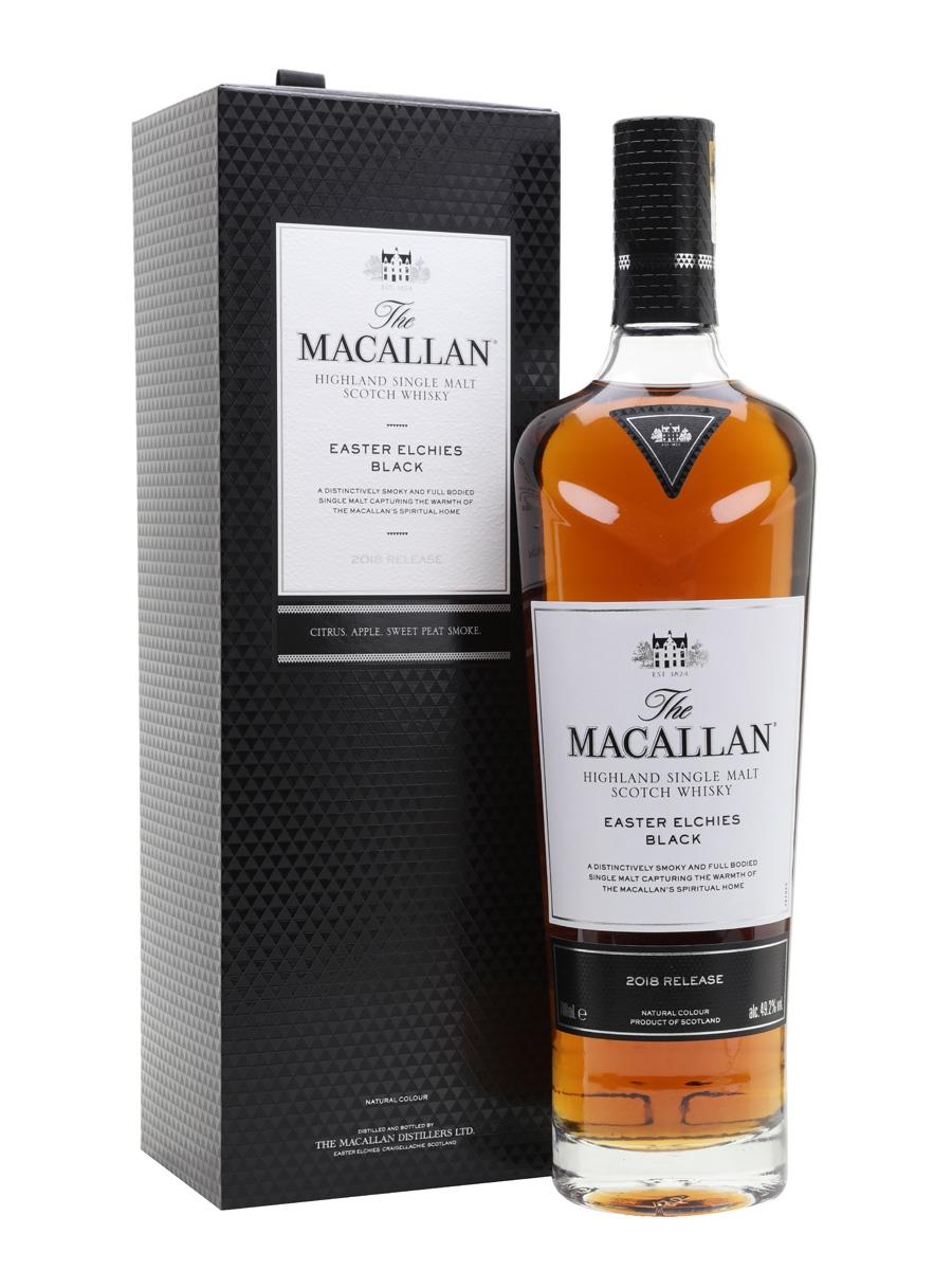 Macallan Easter Elchies Black / 2018 Release