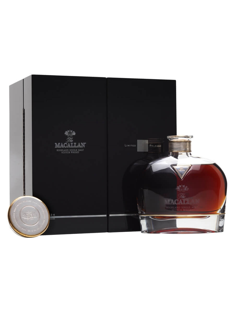 Macallan 1824 Collection / 2009 Release