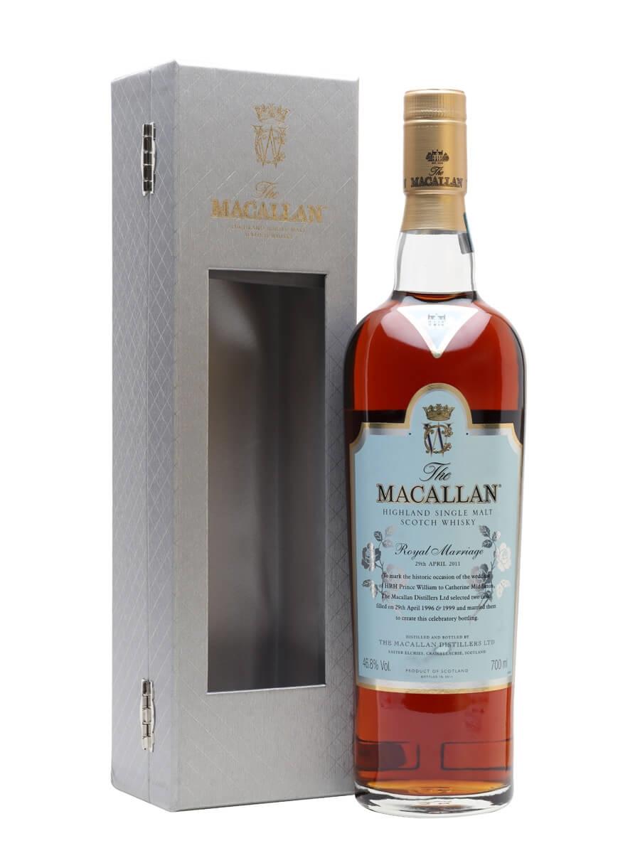 Macallan Royal Marriage / Kate & William