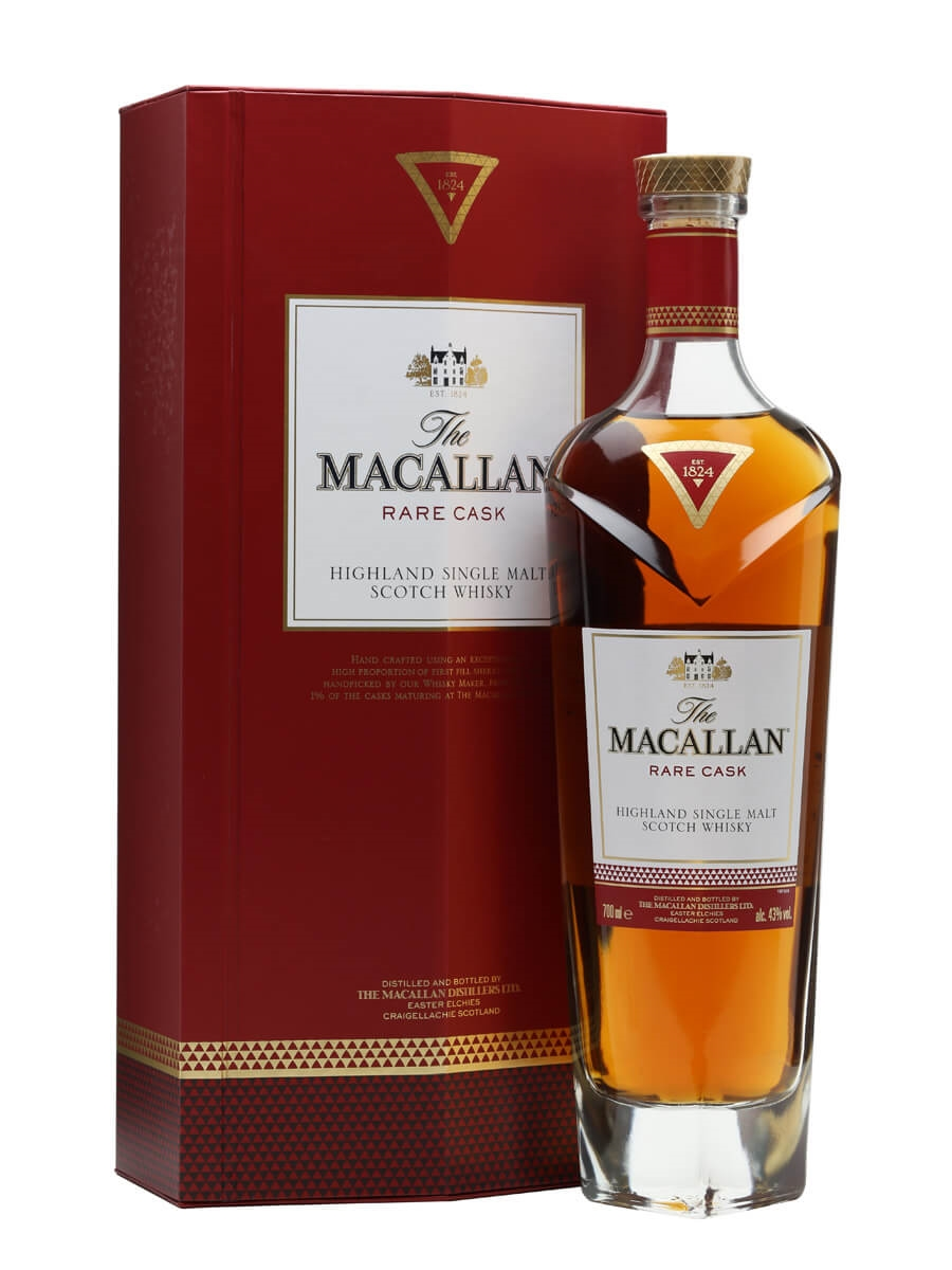 Macallan Is About to Release a Rare 50-Year-Old Whisky for 35,000
