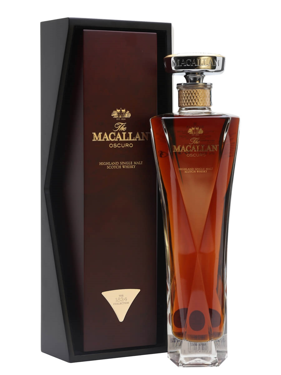 Macallan Oscuro / 1824 Collection