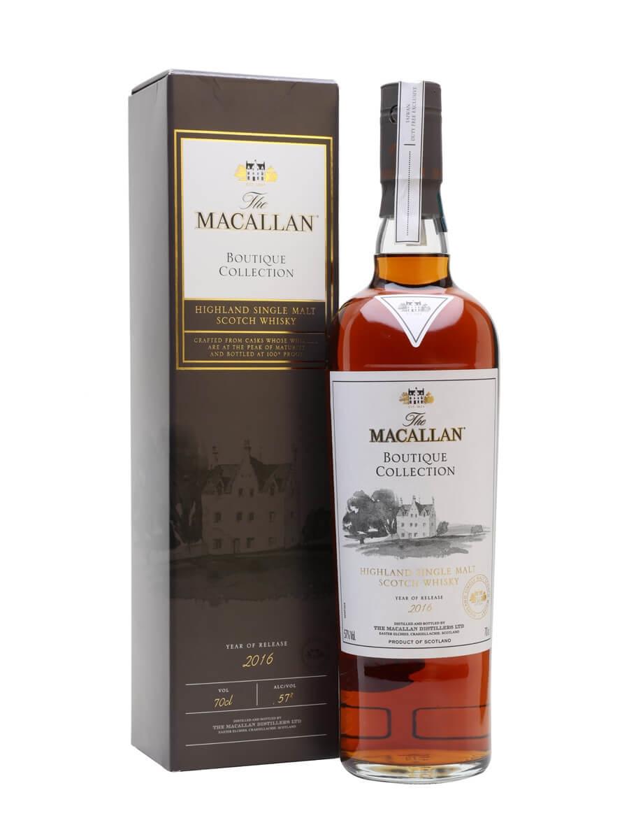Macallan Boutique Collection / Taiwan Exclusive
