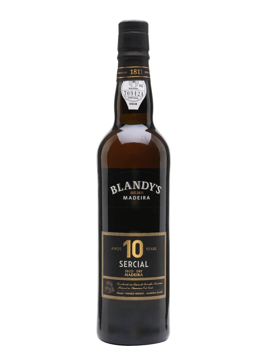 Blandy's Sercial 10 Year Old Dry Madeira