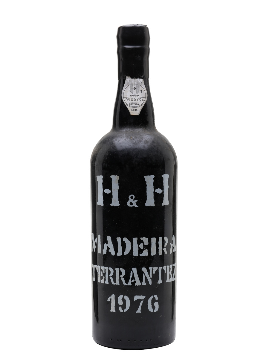 H&H Old and Rare Terrantez Madeira 1976