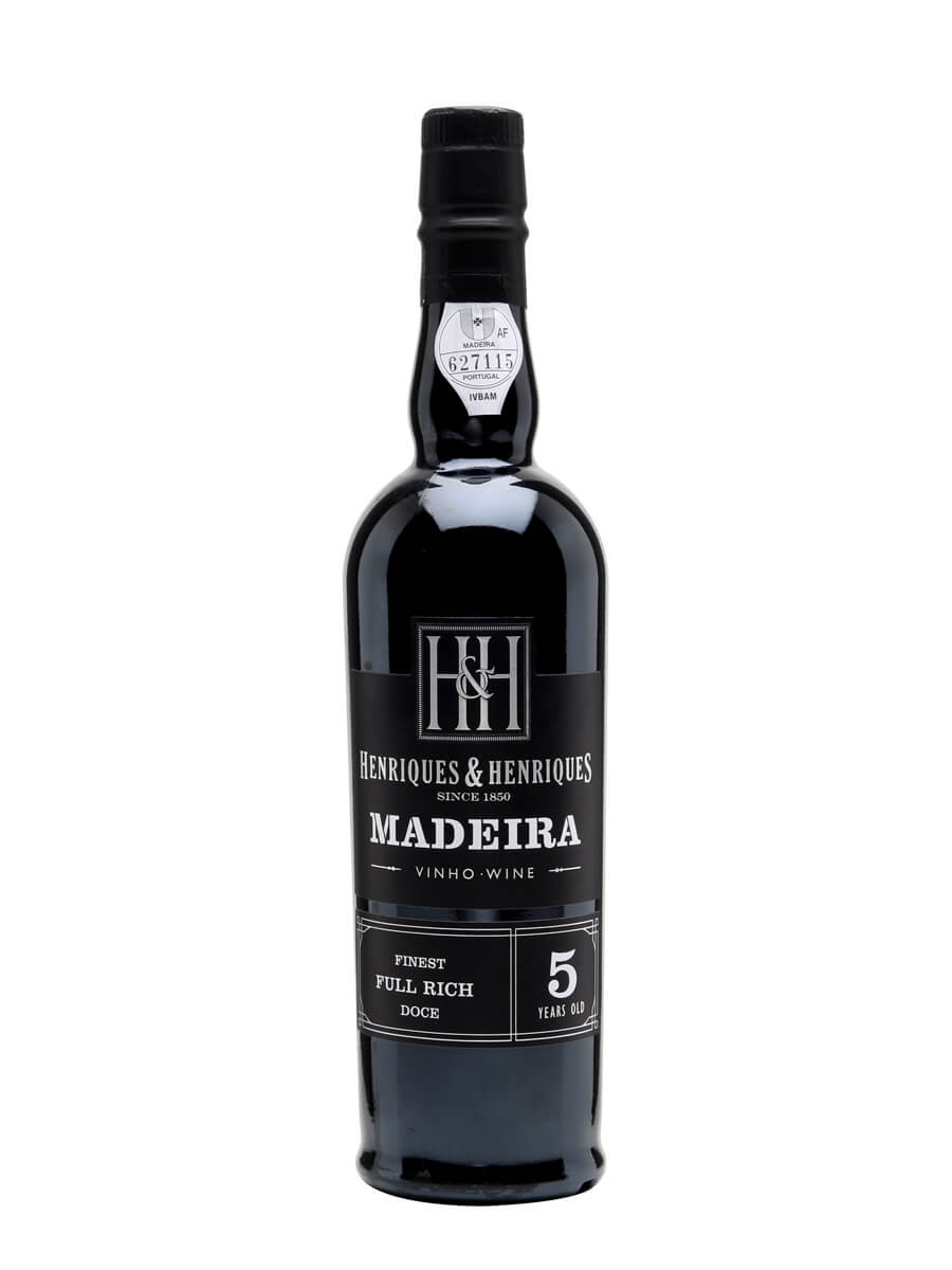 H&H Full Rich Madeira / 5 Year Old