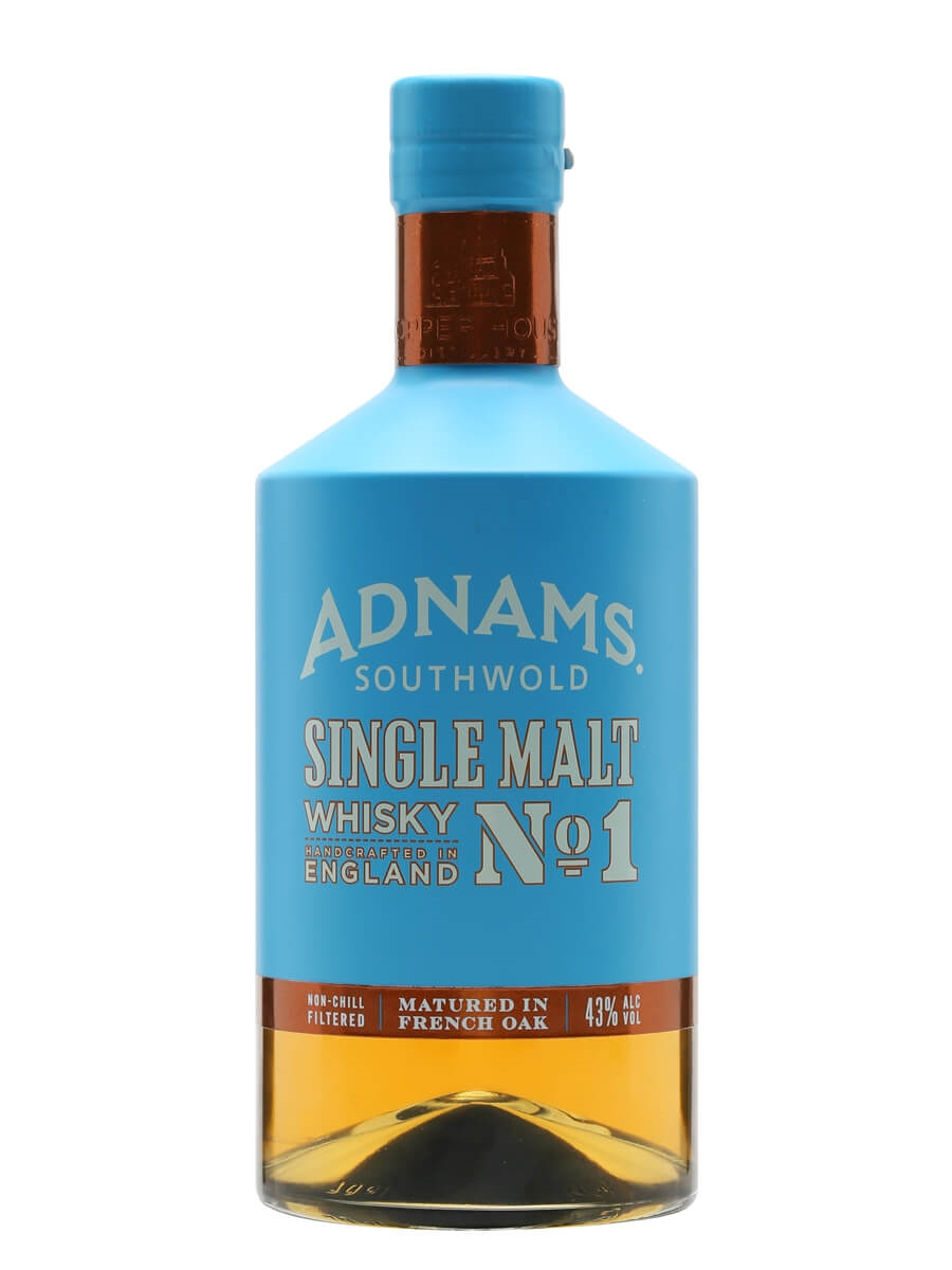 Adnams Single Malt Whisky No.1