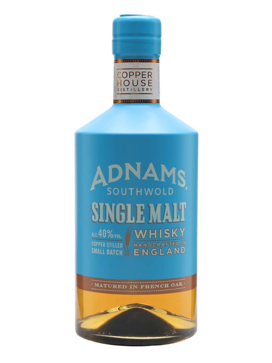 Adnams Southwold / 4 Year Old Single Malt Whisky