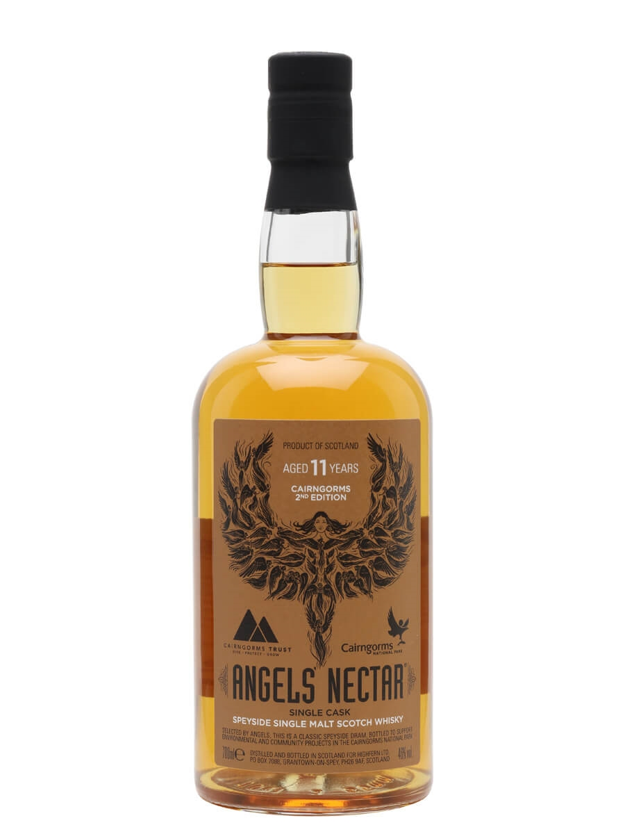 Angels' Nectar 11 Year Old Cairngorms 2nd Edition / Single Cask