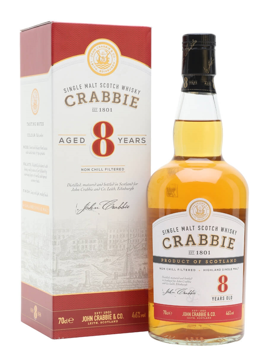 John Crabbie 8 Year Old