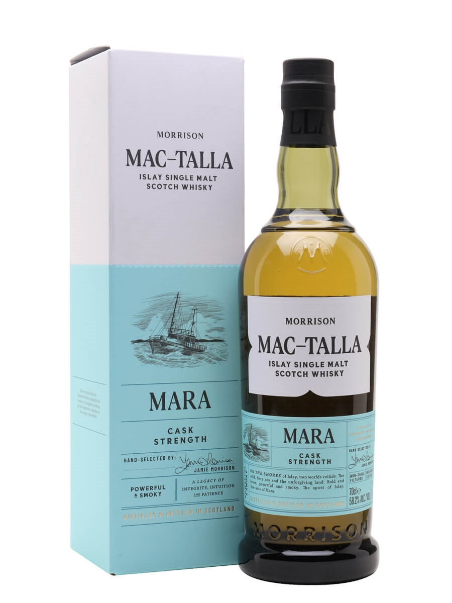 Mac-Talla Mara Cask Strength