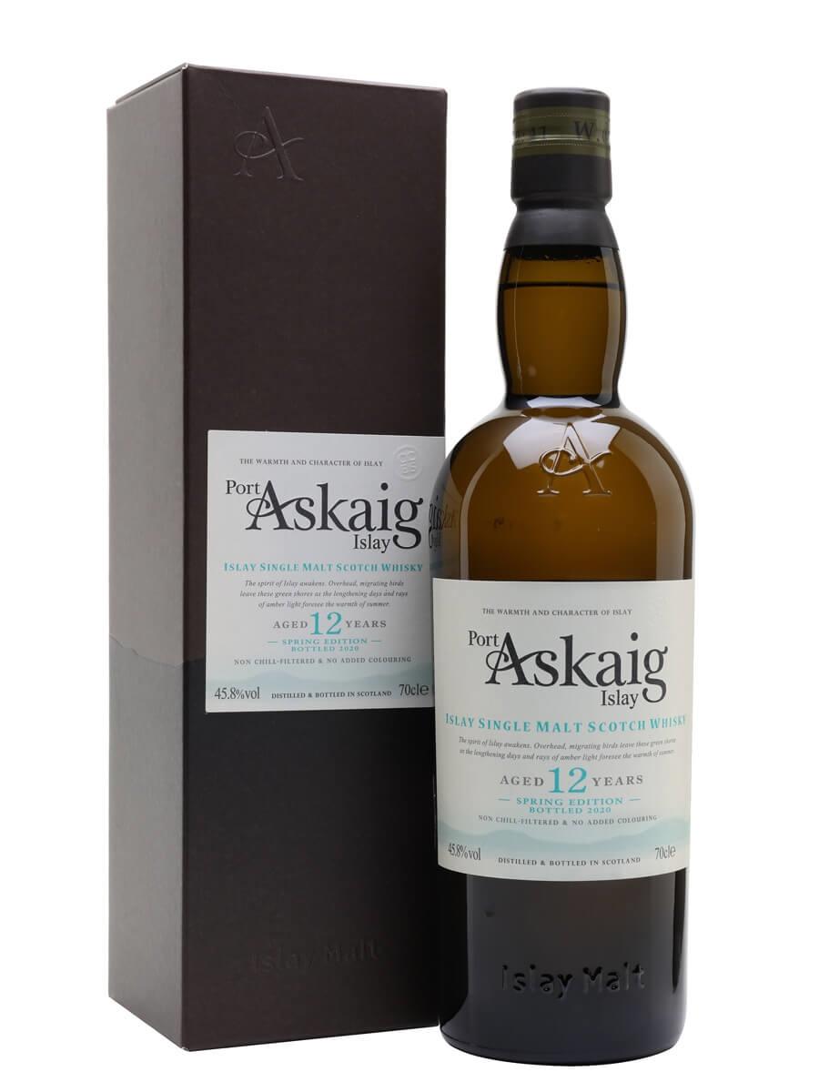 Port Askaig 12 Year Old / Spring Edition