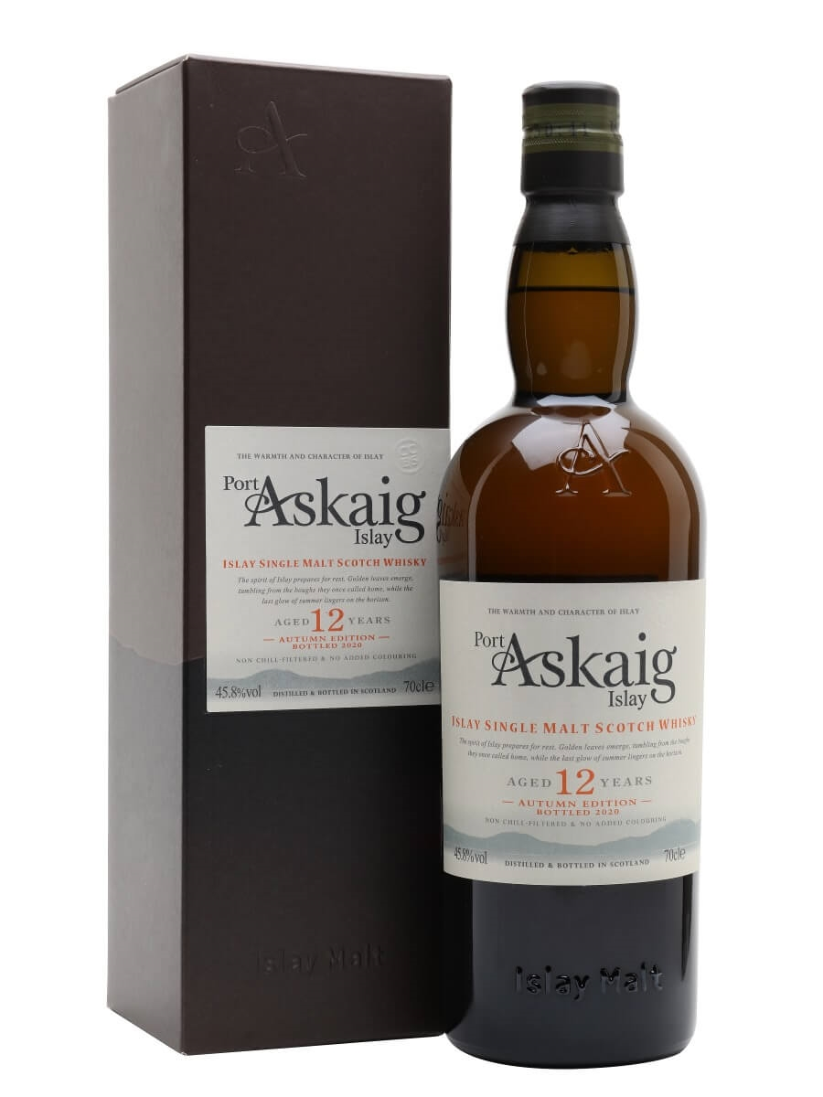 Port Askaig 12 Year Old / Autumn Edition