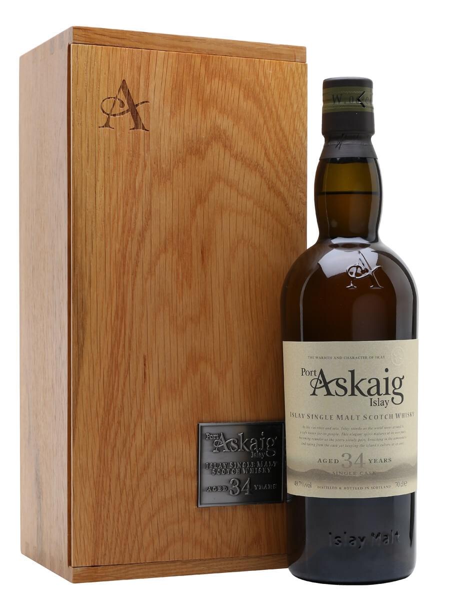 Port Askaig 34 Years Old / Single Cask