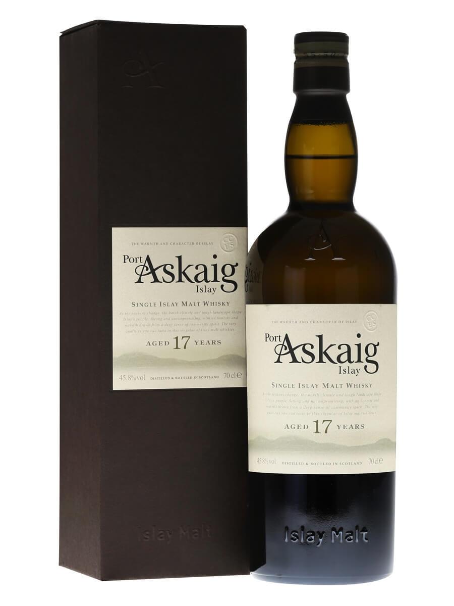 Port Askaig 17 Year Old