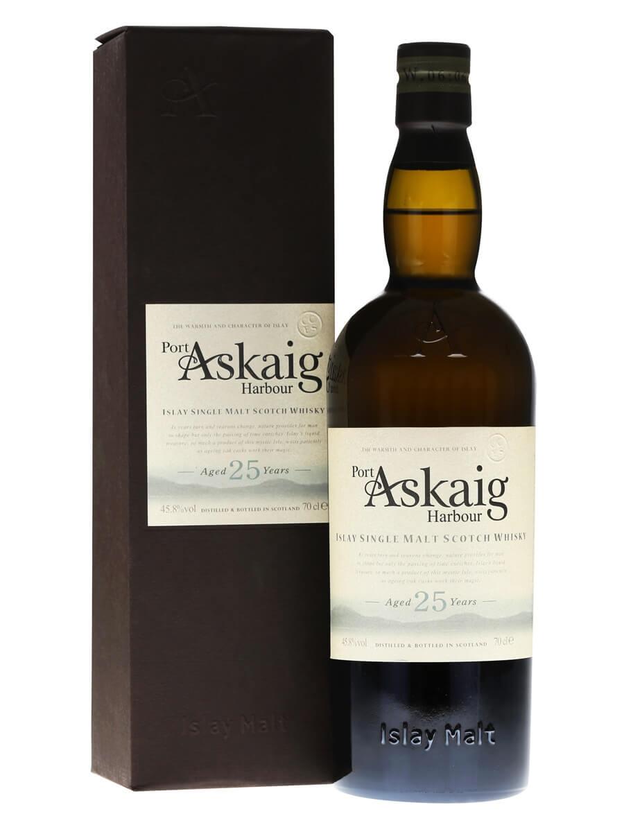 Port Askaig 25 Year Old