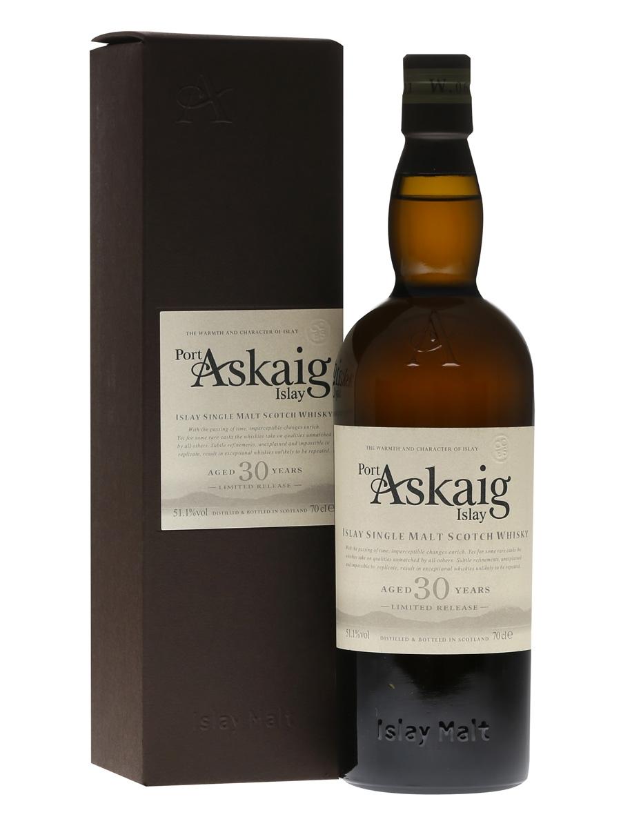 Port Askaig 30 Year Old / Cask Strength