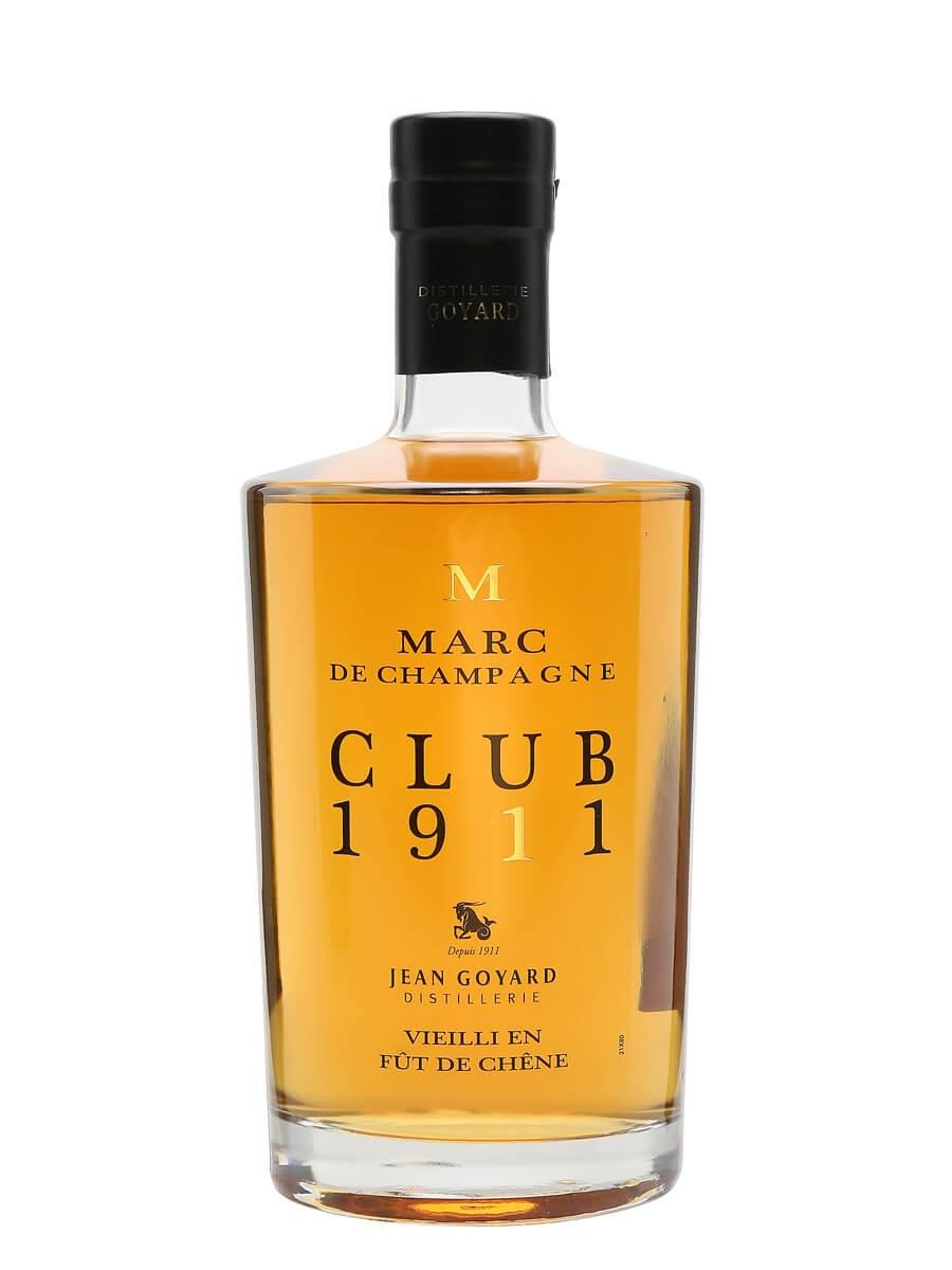 Goyard Club 1911 Marc de Champagne