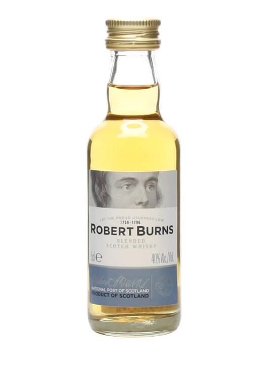 Robert Burns (Arran) / Miniature