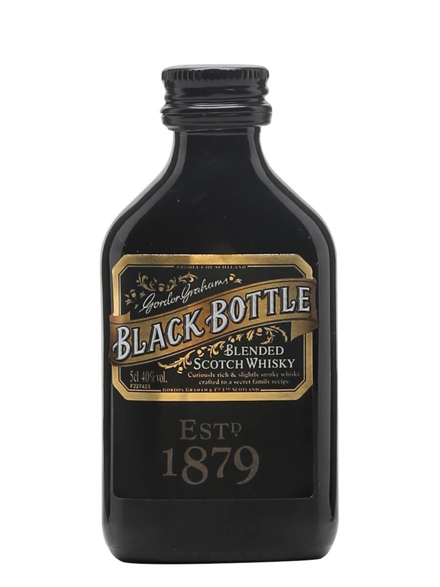 Black Bottle / Miniature