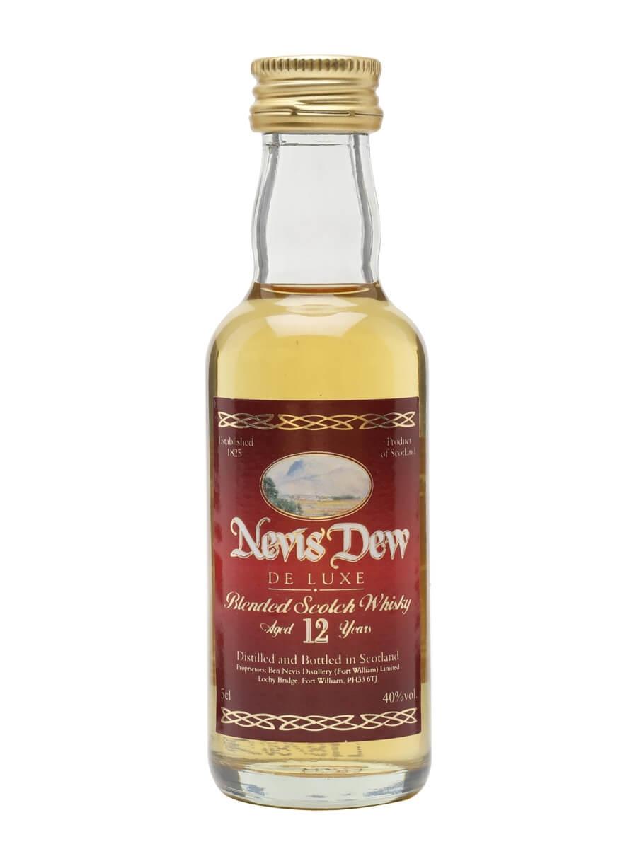 Nevis Dew 12 Year Old / Miniature
