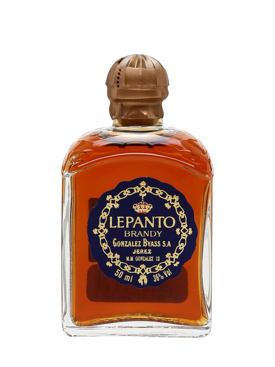 Lepanto Brandy Miniature