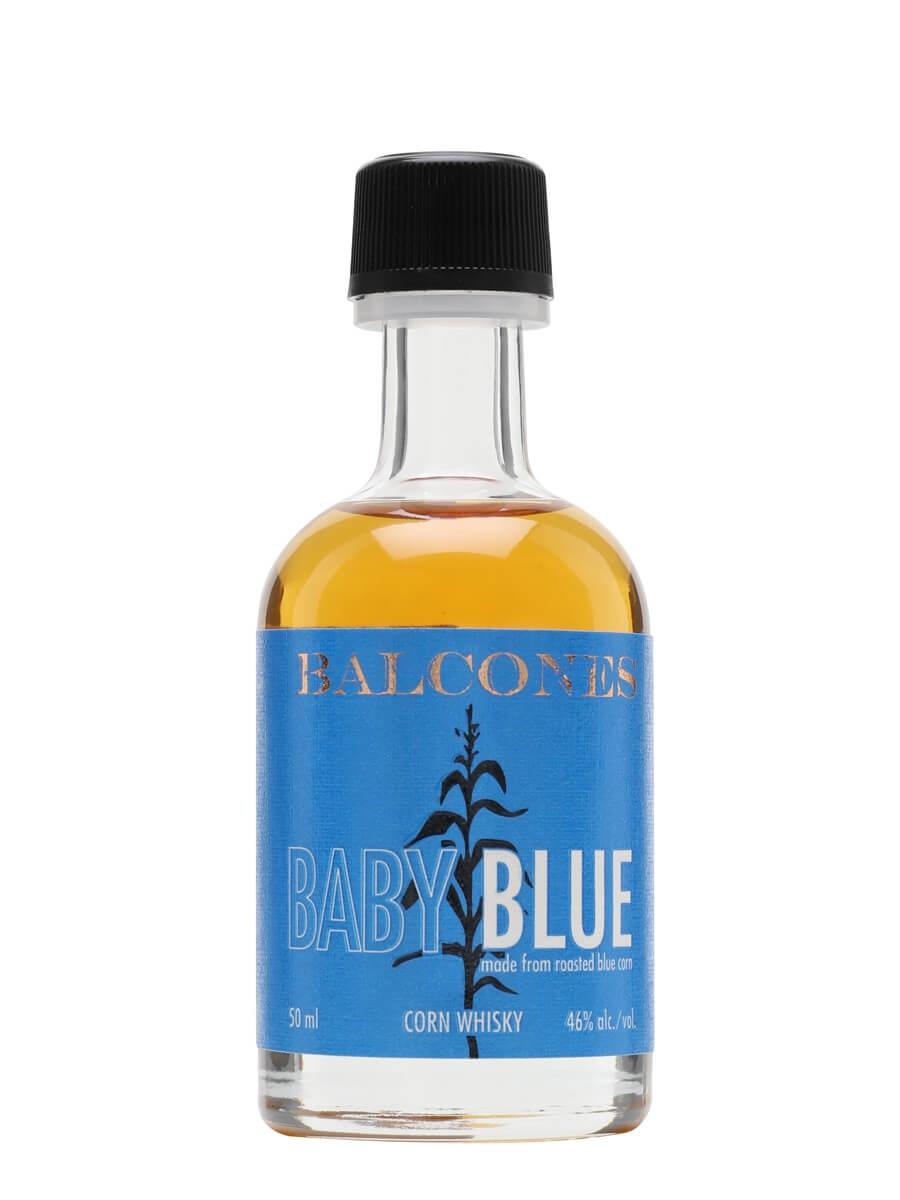 Balcones Baby Blue Corn Whisky Miniature