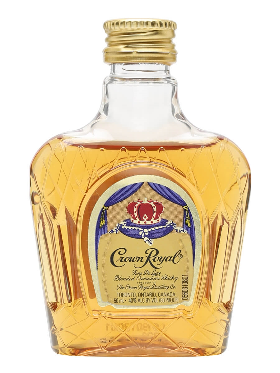 Crown Royal Miniature The Whisky Exchange