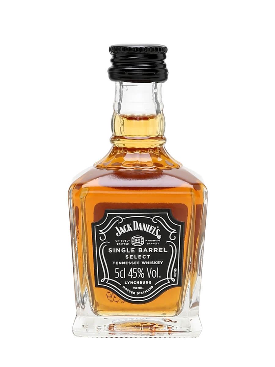 Jack Daniel's Single Barrel Select / Miniature