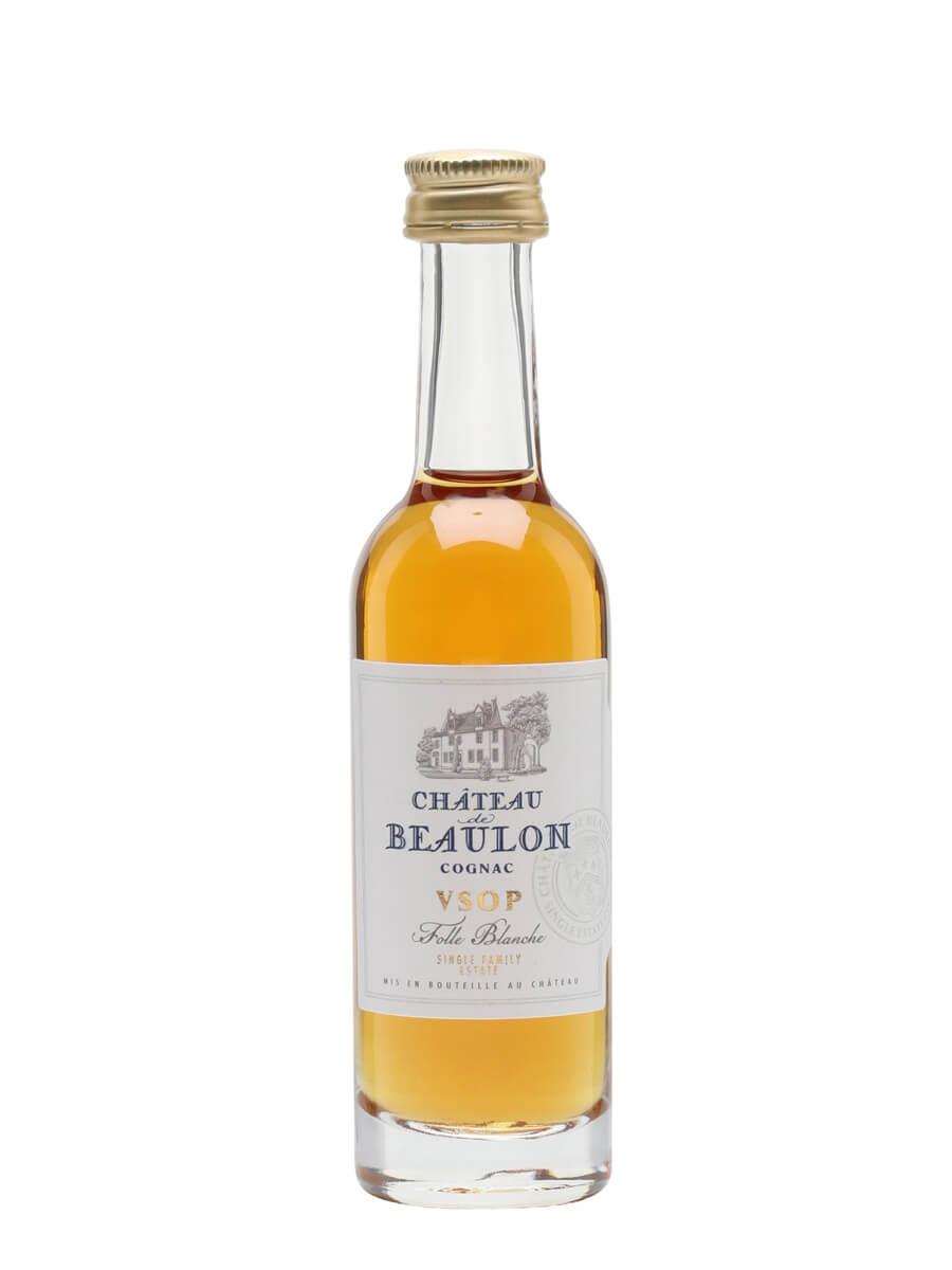 Chateau de Beaulon VSOP Cognac Miniature