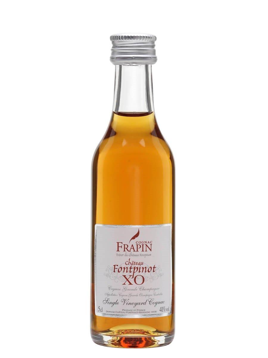 Frapin Chateau de Fontpinot XO Cognac Miniature