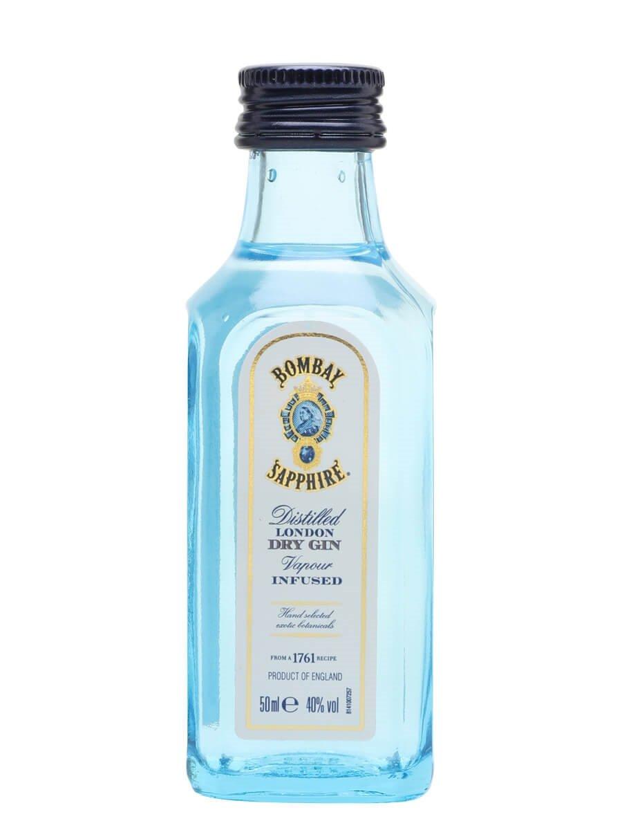 Bombay Sapphire Gin / Miniature