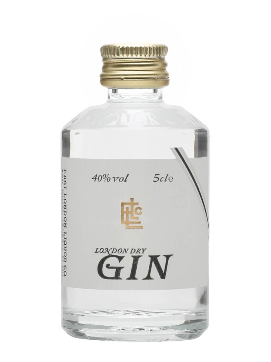 East London Liquor London Dry Gin Miniature