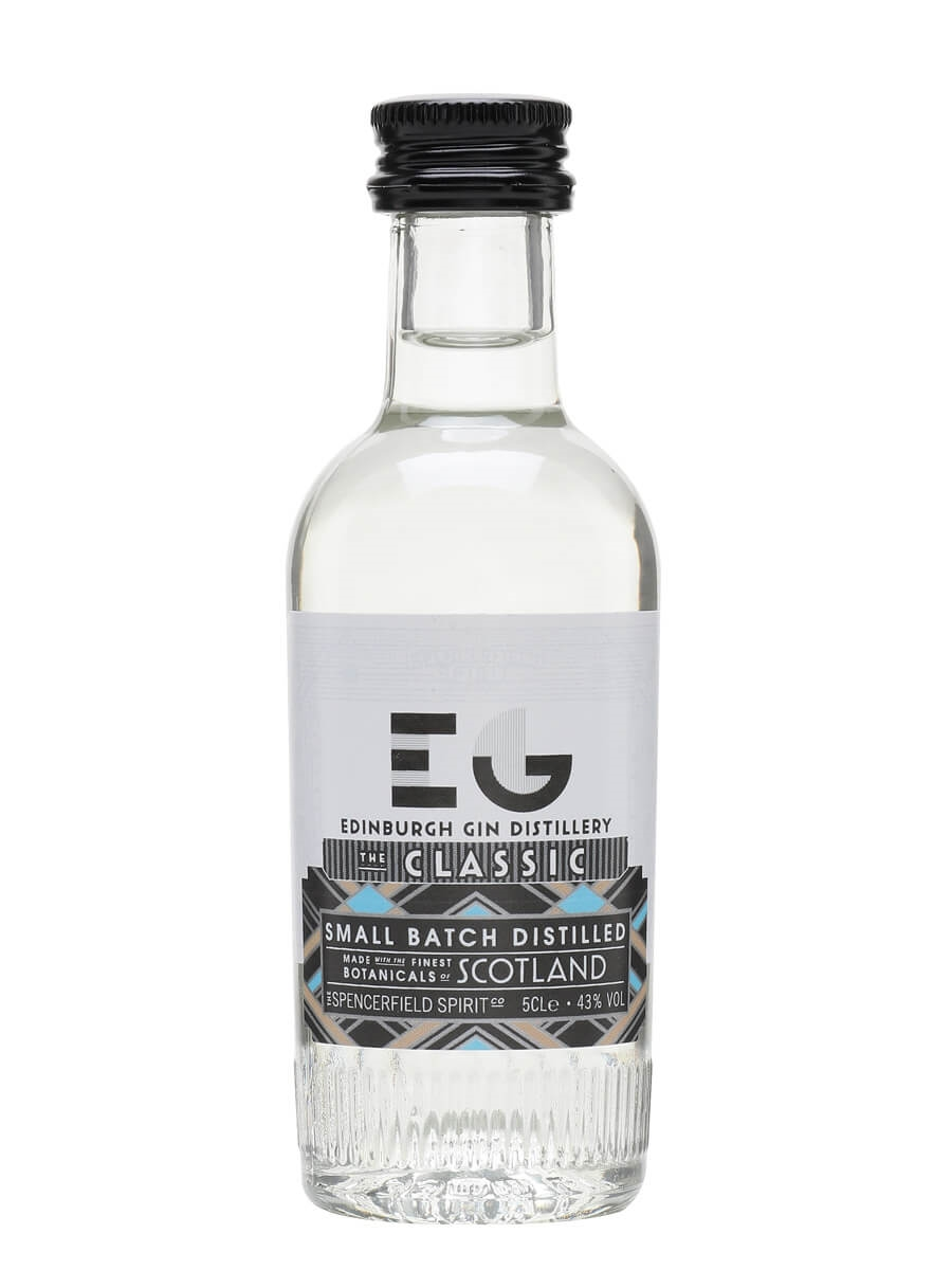 Edinburgh Gin Miniature