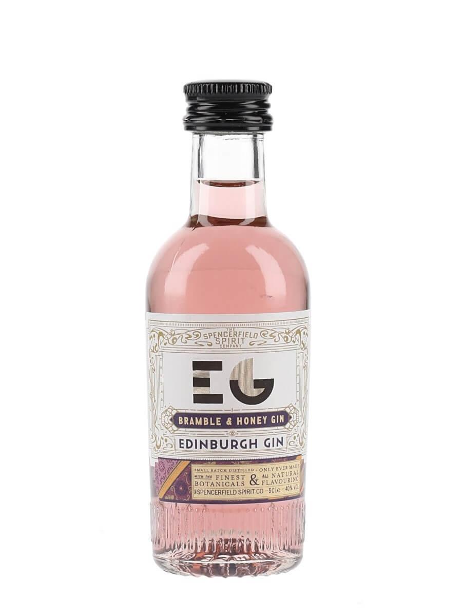 Edinburgh Bramble & Honey Gin Miniature