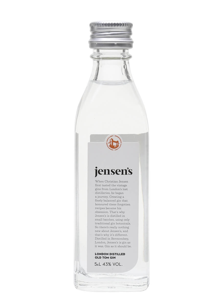 Jensen's Old Tom Gin / Miniature