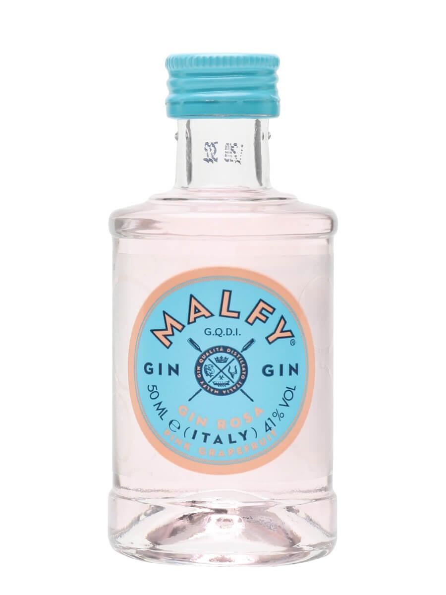 Malfy Rosa Gin / Miniature