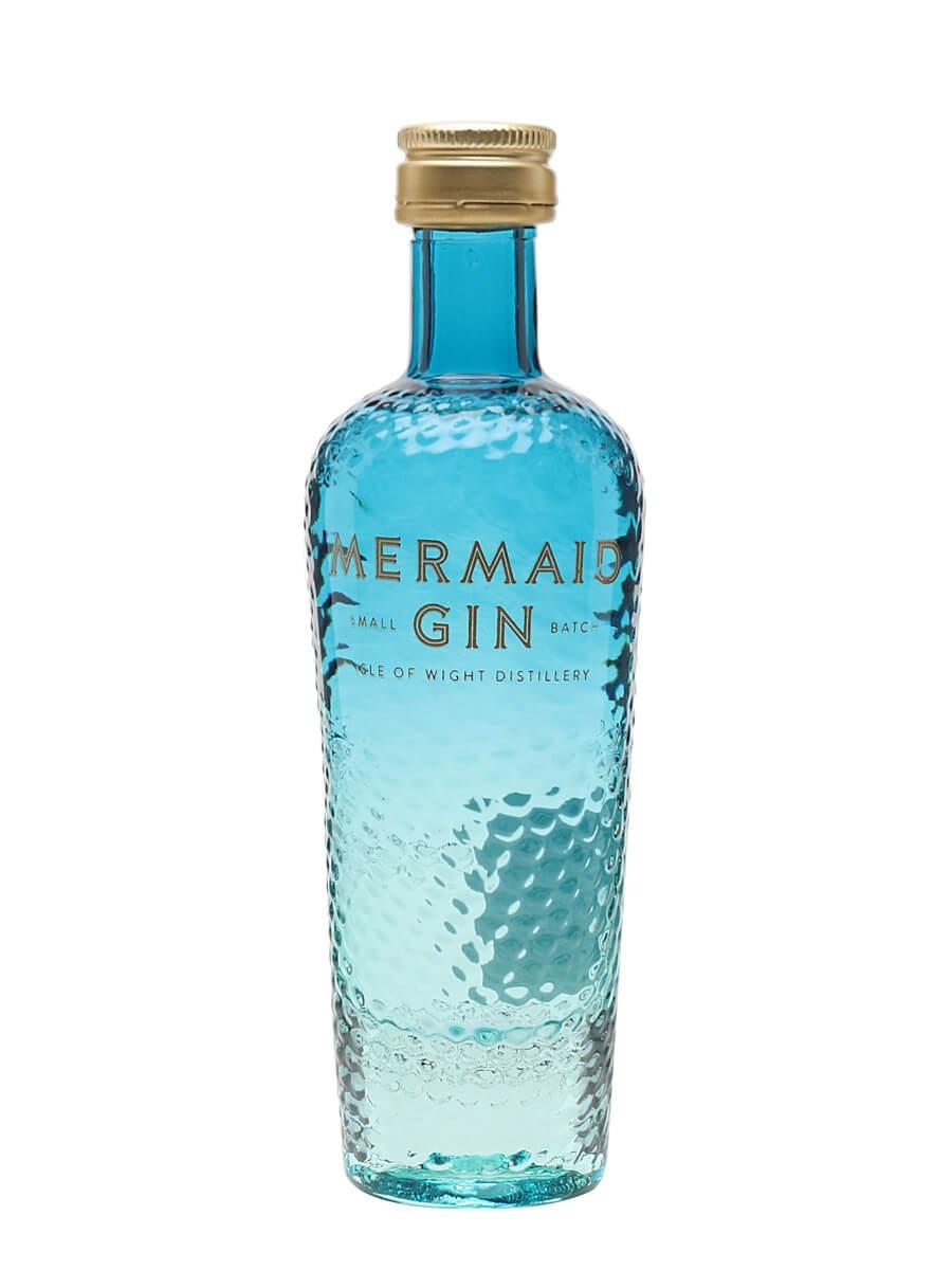 Mermaid Gin Miniature