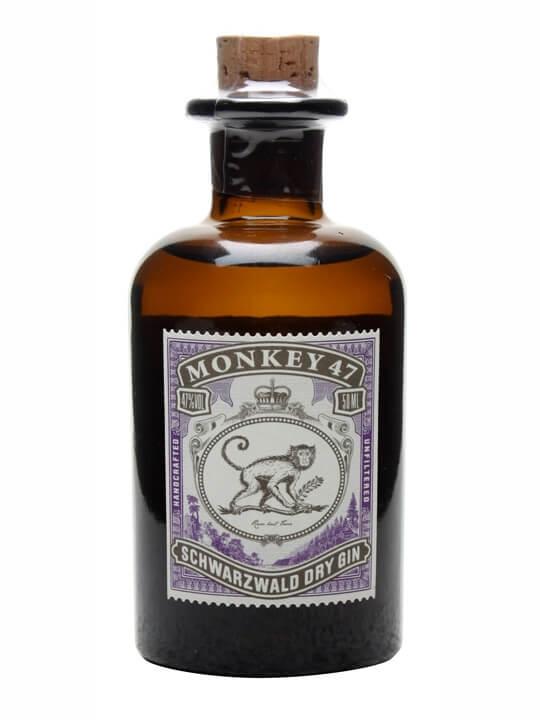 Monkey 47 Schwarzwald Dry Gin Miniature