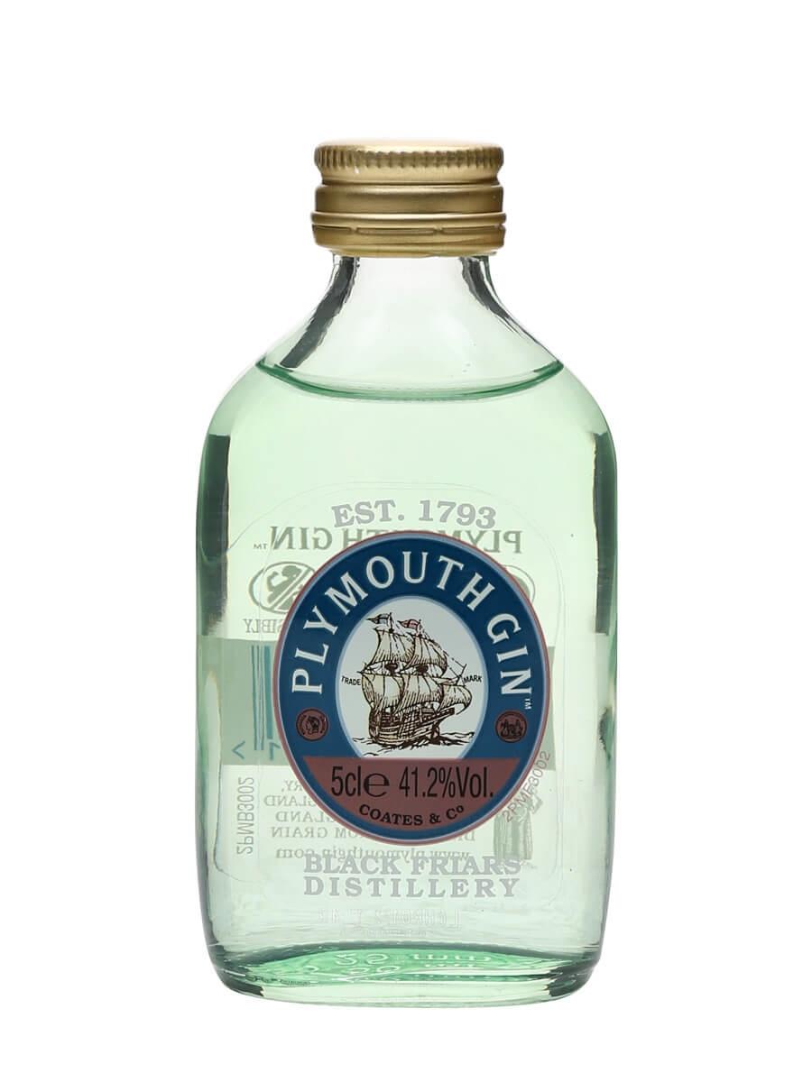 Plymouth Original Gin Miniature