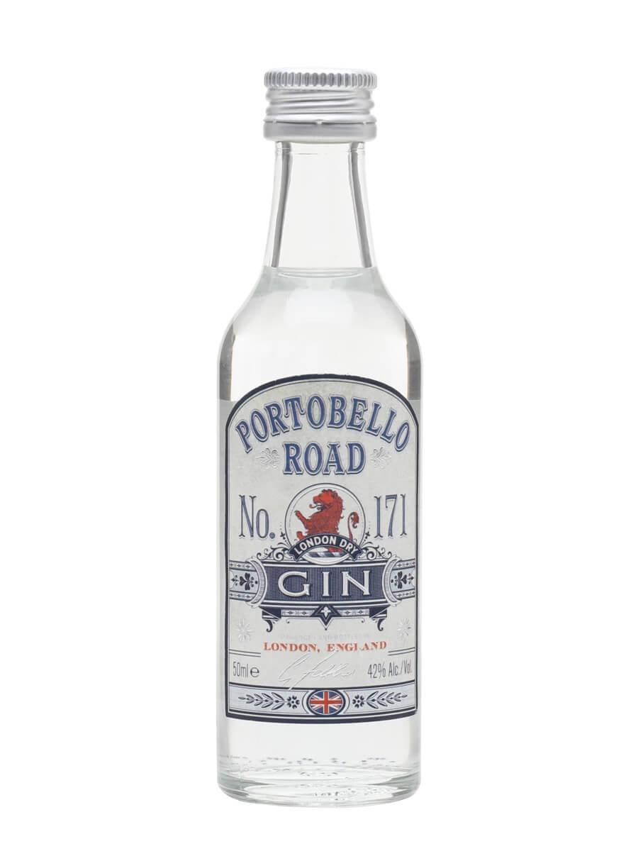 Portobello Road No.171 London Dry Gin Miniature