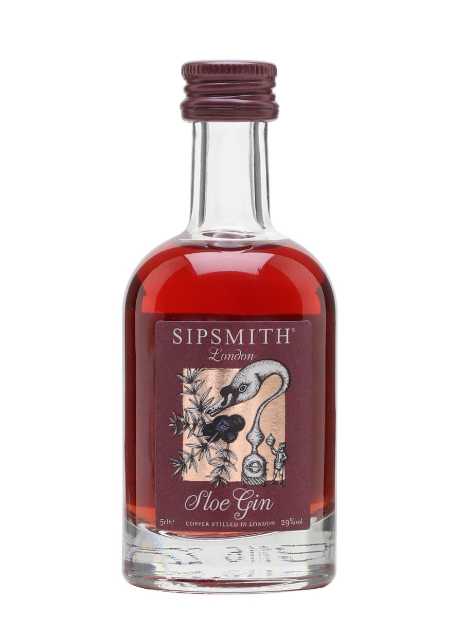how to drink sloe gin