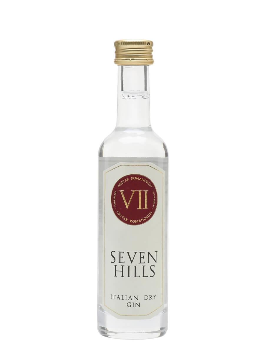 VII Hills Italian Dry Gin / Miniature