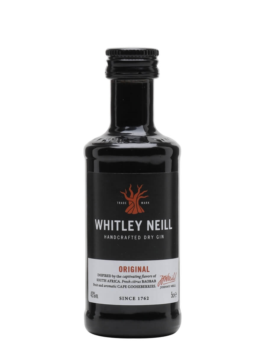 Whitley Neill Gin / Miniature