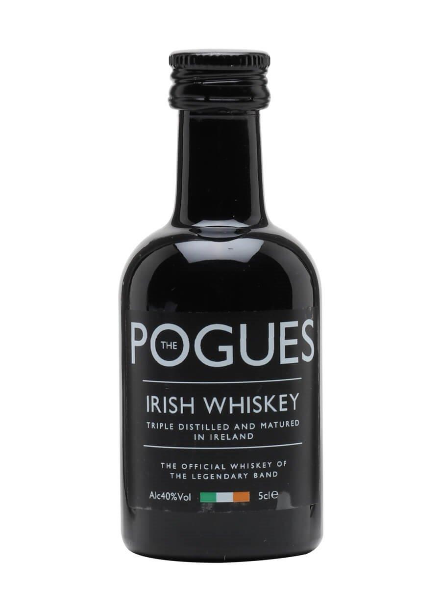 The Pogues Irish Whiskey Miniature