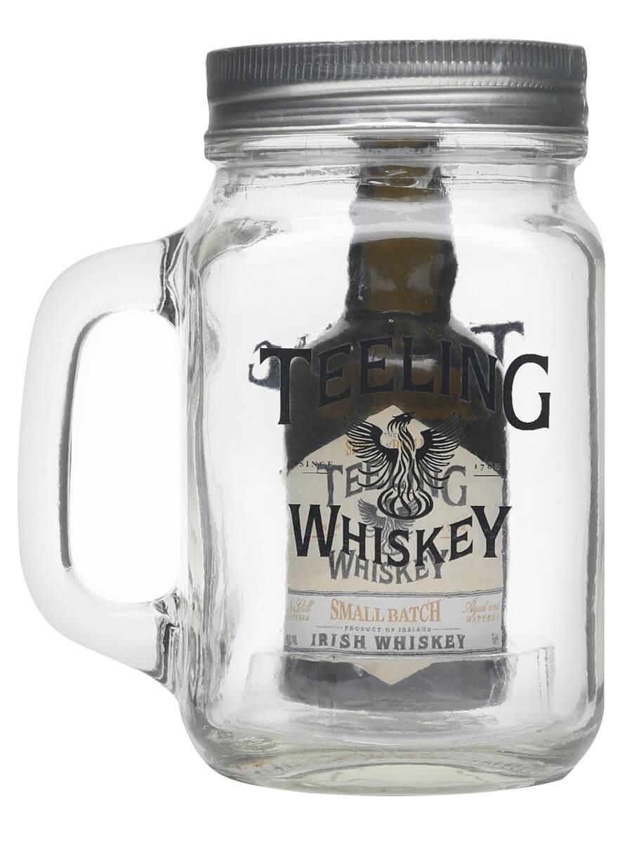 Teeling Small Batch Whiskey / Miniature In Jar