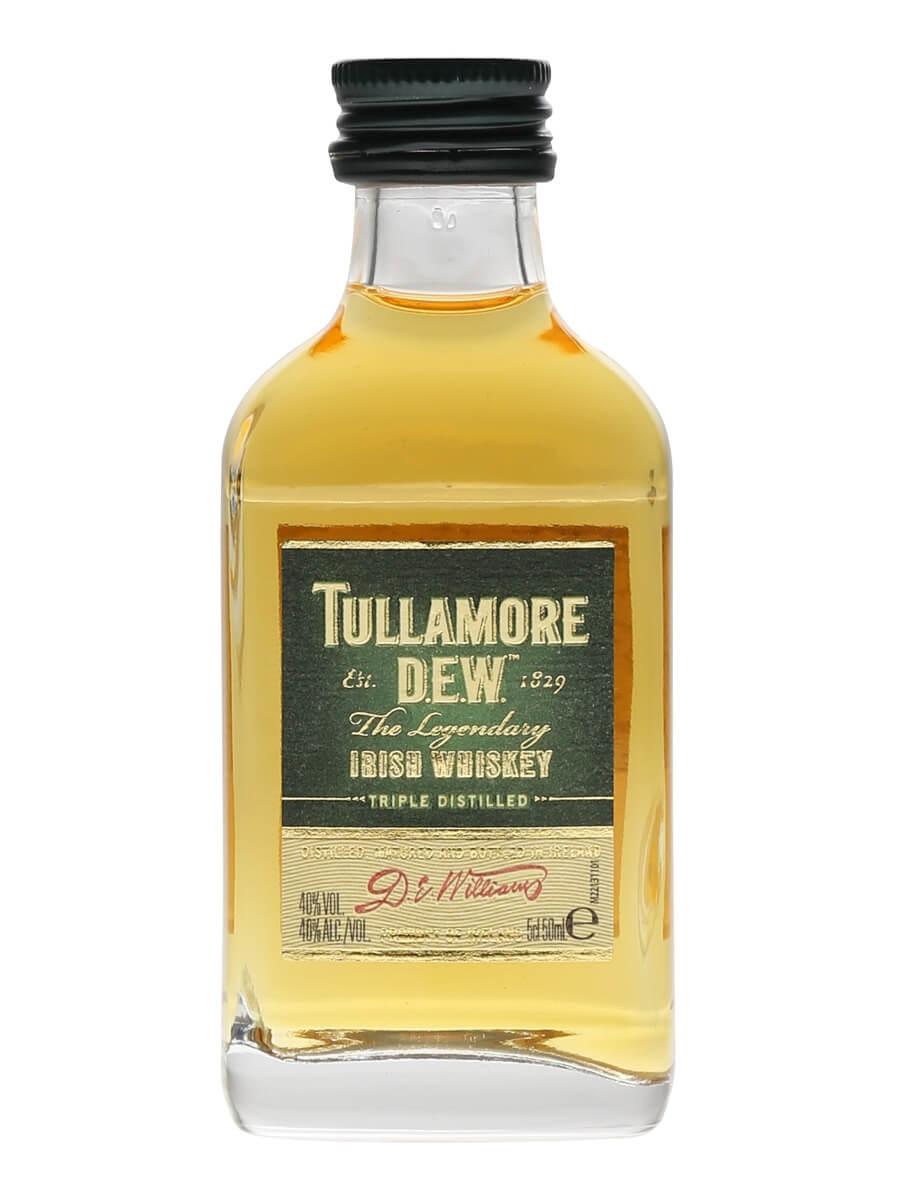 Tullamore Dew Miniature