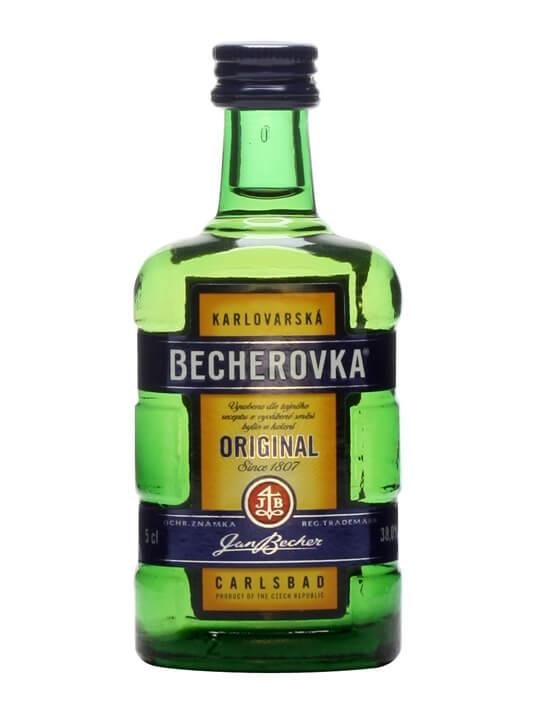 Becherovka Original Miniature