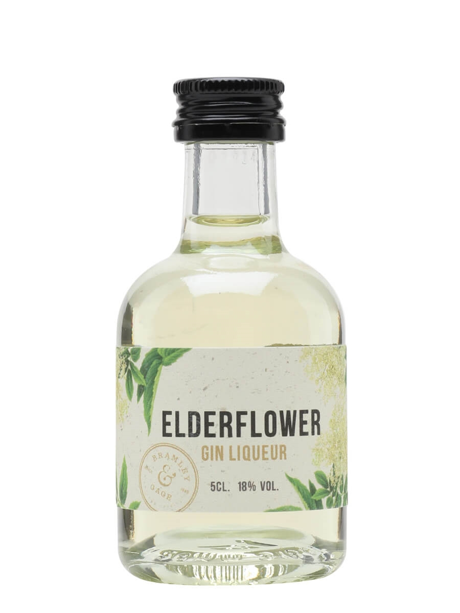 Bramley & Gage Elderflower Gin Liqueur / Miniature